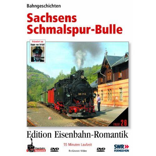 - Sachsens Schmalspur-Bulle - Bahngeschichten - Edition Eisenbahn-Romantik - Rio Grande - Preis vom 24.01.2021 06:07:55 h