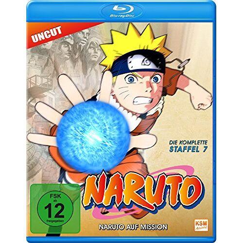 Hayato Date - Naruto - Naruto auf Mission (Staffel 7: Folge 158-183) [Blu-ray] - Preis vom 03.07.2020 04:57:43 h