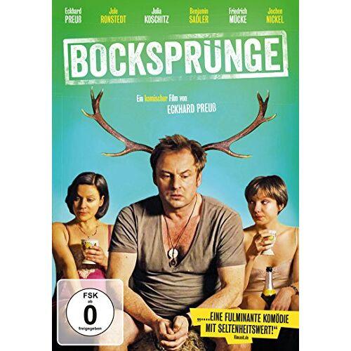 Eckhard Preuß - Bocksprünge - Preis vom 18.04.2021 04:52:10 h