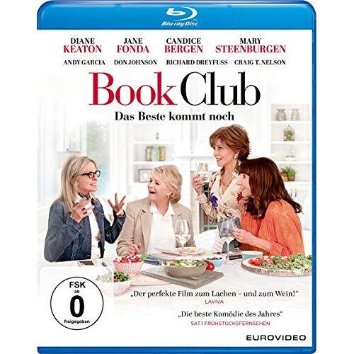 Bill Holderman - Book Club - Das Beste kommt noch [Blu-ray] - Preis vom 20.10.2020 04:55:35 h