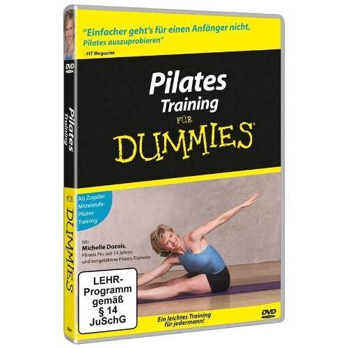 Via Media - Pilates Training für Dummies - Preis vom 06.12.2019 06:03:57 h