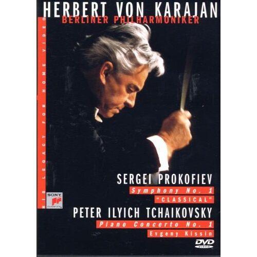 Jewgenij Kissin - Herbert v. Karajan - New Years Eve Conzert 1988 - Preis vom 16.04.2021 04:54:32 h