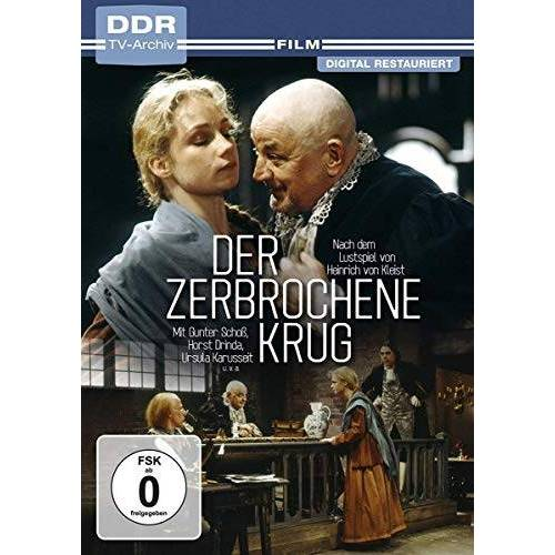 Gerd Keil - Der zerbrochene Krug (DDR TV-Archiv) - Preis vom 11.05.2021 04:49:30 h