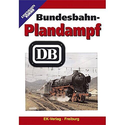 - Bundesbahn-Plandampf - Preis vom 06.05.2021 04:54:26 h