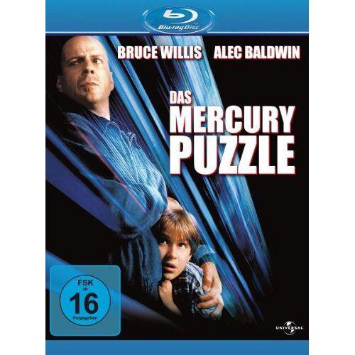 Harold Becker - Das Mercury Puzzle [Blu-ray] - Preis vom 05.05.2021 04:54:13 h