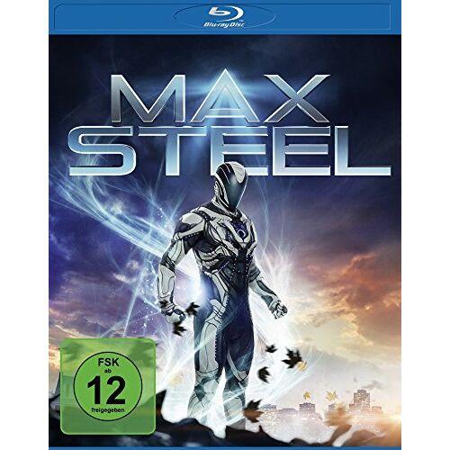 Stewart Hendler - Max Steel [Blu-ray] - Preis vom 18.10.2020 04:52:00 h
