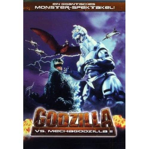 Takao Okawara - Godzilla vs. Mechagodzilla II - Preis vom 21.01.2021 06:07:38 h