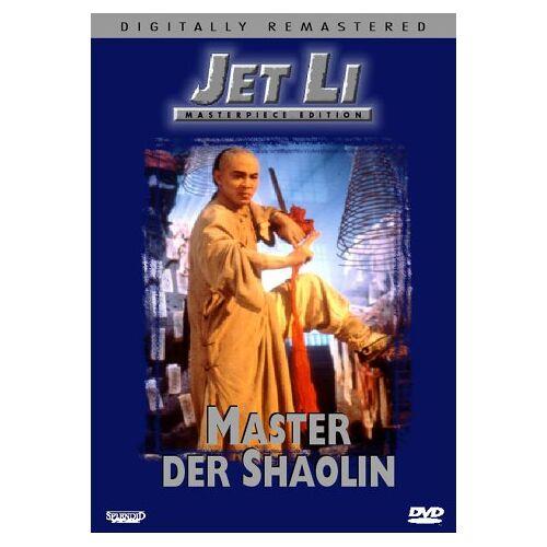 Yuen Kwai - Jet Li - Master der Shaolin - Preis vom 05.09.2020 04:49:05 h