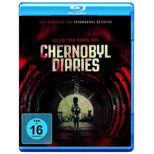 Bradley Parker - Chernobyl Diaries [Blu-ray] - Preis vom 14.05.2021 04:51:20 h