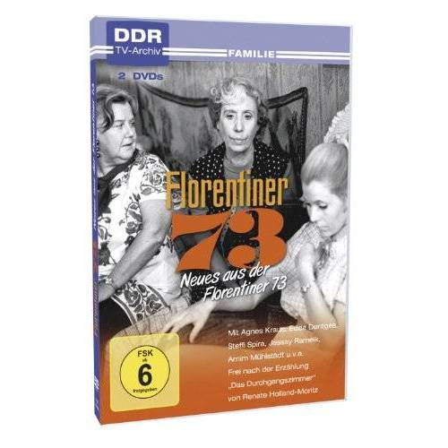 Klaus Gendries - Florentiner 73/Neues aus der Florentiner 73 [2 DVDs] - Preis vom 10.04.2021 04:53:14 h