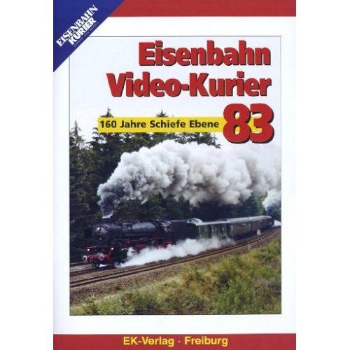 - Eisenbahn Video-Kurier 83 - 160 Jahre Schiefe Ebene - Preis vom 19.01.2021 06:03:31 h