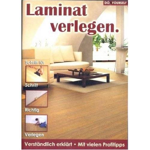 Peter Brose - Laminat verlegen - Schritt für Schritt - DVD - Preis vom 20.10.2020 04:55:35 h