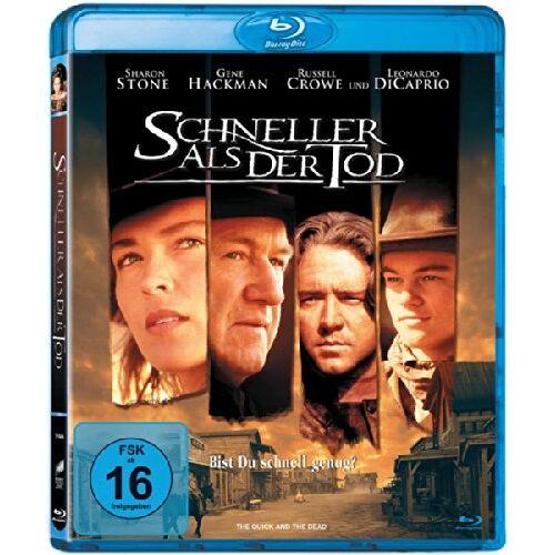 Sam Raimi - Schneller als der Tod [Blu-ray] - Preis vom 14.05.2021 04:51:20 h
