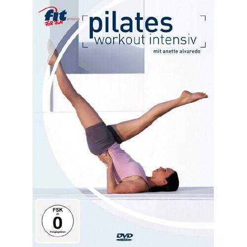 Elli Becker - Pilates Workout Intensiv - mit Anette Alvaredo - Preis vom 07.04.2020 04:55:49 h