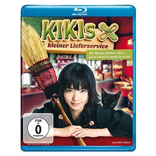 Takashi Shimizu - Kiki's kleiner Lieferservice [Blu-ray] - Preis vom 03.05.2021 04:57:00 h