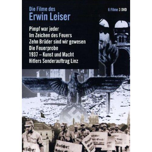 Erwin Leiser - Die Filme des Erwin Leiser (3 DVDs) - Preis vom 25.01.2021 05:57:21 h