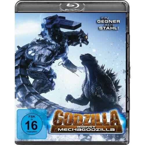 Masaki Tezuka - Godzilla against Mechagodzilla [Blu-ray] - Preis vom 21.01.2021 06:07:38 h