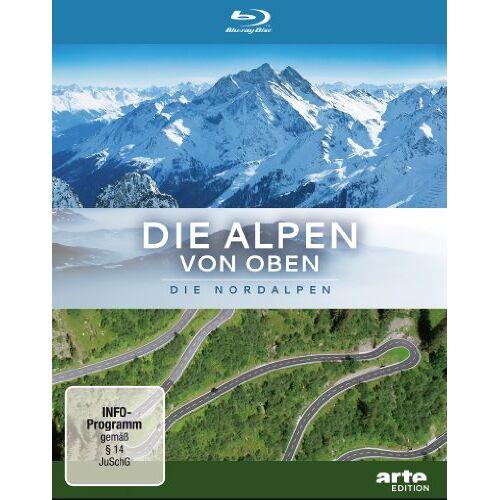 Lisa Eder-Held - Die Alpen von oben - Die Nordalpen [Blu-ray] - Preis vom 21.01.2021 06:07:38 h