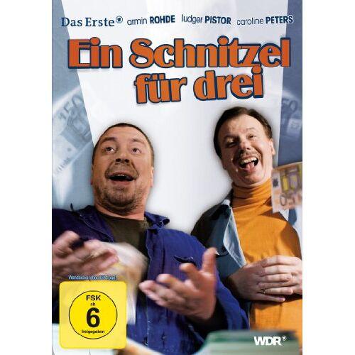 Armin Rohde - Ein Schnitzel für drei - Preis vom 27.02.2021 06:04:24 h