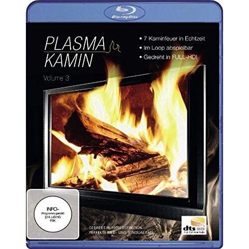 Simon Busch - Plasma Kamin HD Vol. 3 [Blu-ray] - Preis vom 06.09.2020 04:54:28 h