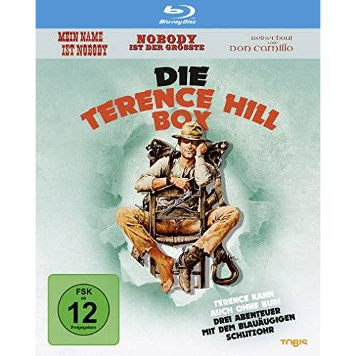 Terence Hill - Die Terence Hill Box  BR [Blu-ray] - Preis vom 20.10.2020 04:55:35 h