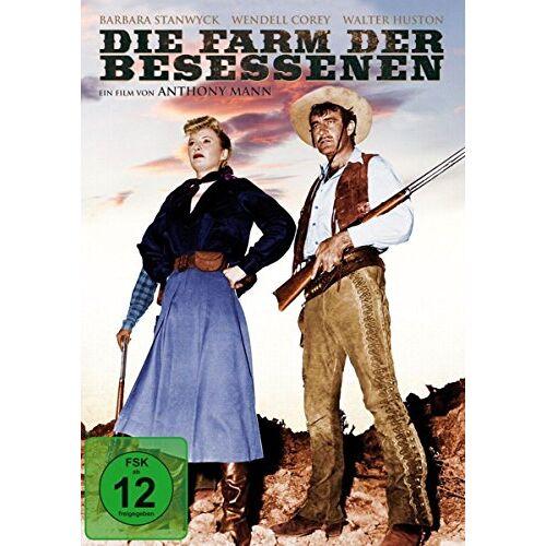 Anthony Mann - Die Farm der Besessenen - Preis vom 12.05.2021 04:50:50 h
