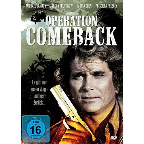 Hall Bartlett - Operation Comeback - Preis vom 27.02.2021 06:04:24 h