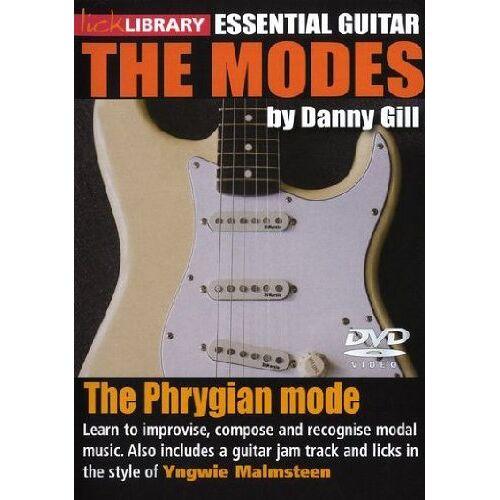 - The Modes - The Phrygian mode - Preis vom 04.09.2020 04:54:27 h