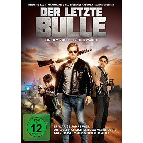 Maximilian Grill - Der letzte Bulle - Preis vom 18.10.2020 04:52:00 h