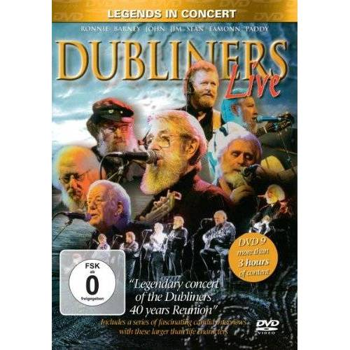 The Dubliners - Dubliners Live - Preis vom 20.10.2020 04:55:35 h