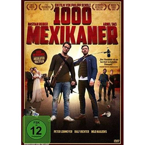 Philipp Scholz - 1000 Mexikaner - Preis vom 24.02.2021 06:00:20 h