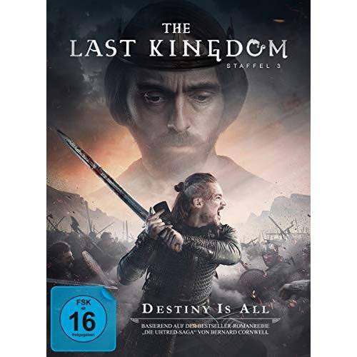 Erik Leijonborg - The Last Kingdom - Staffel 3 [5 DVDs] - Preis vom 27.02.2021 06:04:24 h