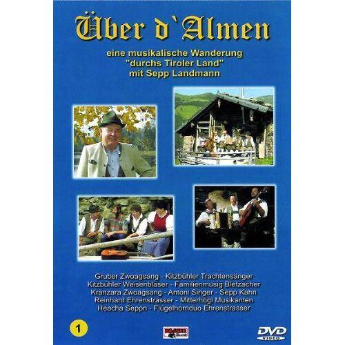 Sepp Landmann - Über d'Almen - Preis vom 25.09.2020 04:48:35 h