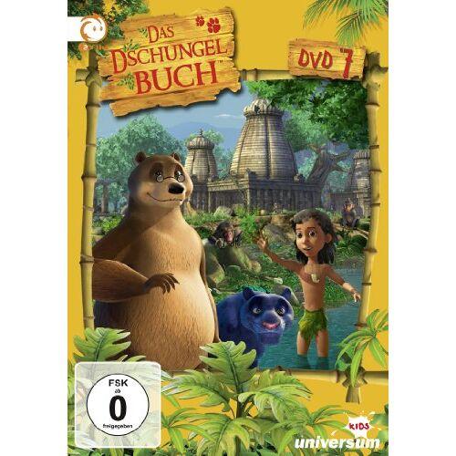 - Das Dschungelbuch, DVD 07 - Preis vom 12.05.2021 04:50:50 h