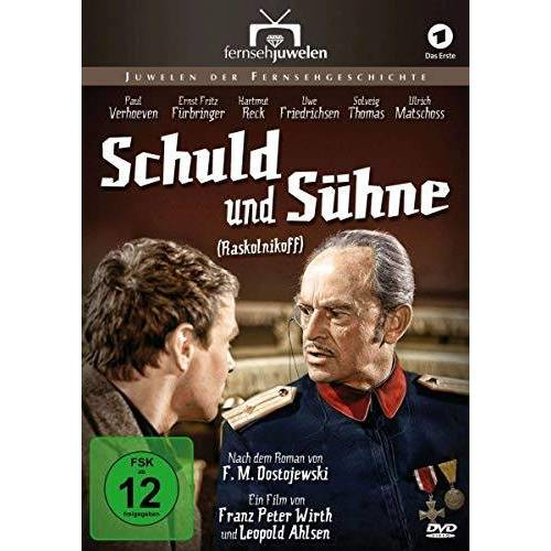Franz Peter Wirth - Schuld und Sühne (Raskolnikoff) - Preis vom 15.05.2021 04:43:31 h