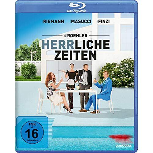 Oskar Roehler - HERRliche Zeiten [Blu-ray] - Preis vom 05.03.2021 05:56:49 h