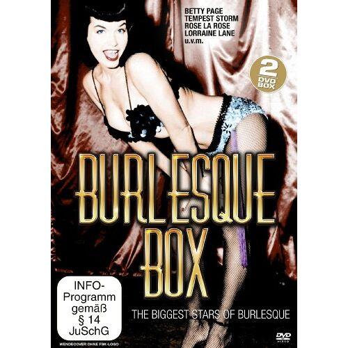 - Burlesque Box [2 DVDs] - Preis vom 06.09.2020 04:54:28 h