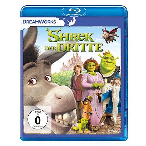 Chris Miller - Shrek 3 - Shrek der Dritte [Blu-ray] - Preis vom 20.10.2020 04:55:35 h