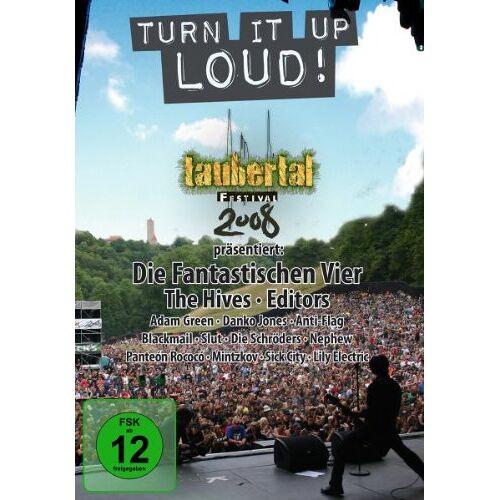 - Turn it up Loud! Taubertal Festival 2008 - Preis vom 05.03.2021 05:56:49 h