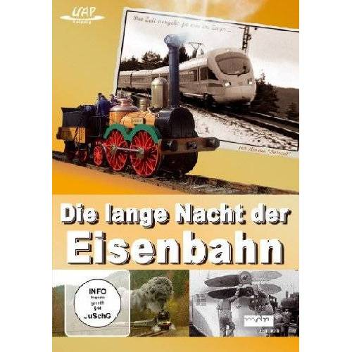 - Die lange Nacht der Eisenbahn - Preis vom 24.11.2020 06:02:10 h
