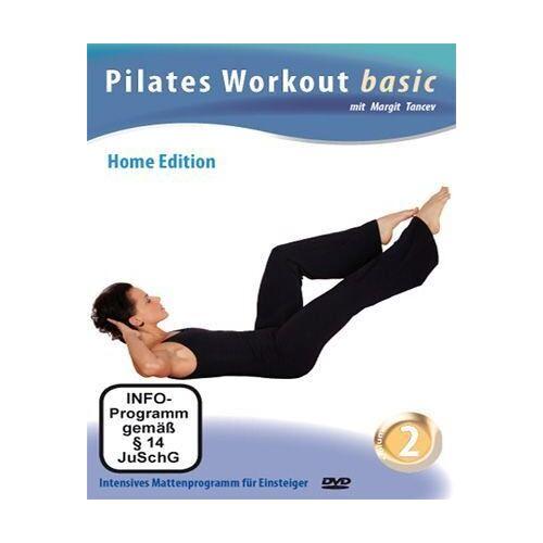 Margit Tancev - Pilates Workout Basic Vol. 2 - Preis vom 15.10.2019 05:09:39 h