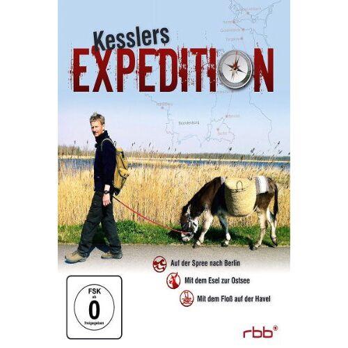 Michael Kessler - Kesslers Expedition [4 DVDs] - Preis vom 06.09.2020 04:54:28 h