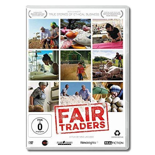 Nino Jacusso - Fair Traders - Preis vom 12.05.2021 04:50:50 h