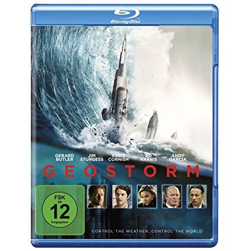 Dean Devlin - Geostorm [Blu-ray] - Preis vom 13.05.2021 04:51:36 h