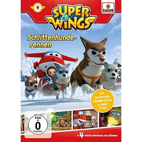 Jin Yong Kim - Super Wings 4 - Schlittenhunderennen - Preis vom 10.05.2021 04:48:42 h