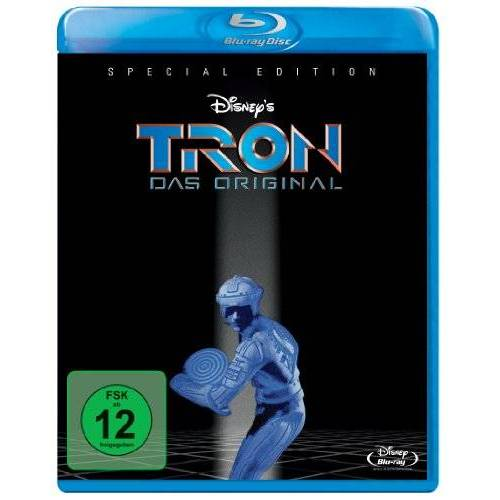 Steven Lisberger - TRON [Blu-ray] [Special Edition] - Preis vom 20.10.2020 04:55:35 h