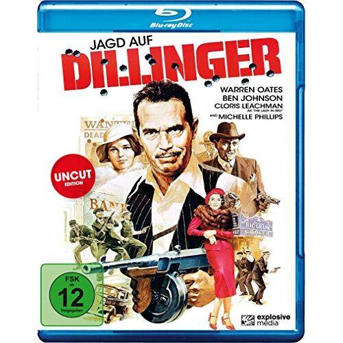 John Milius - Jagd auf Dillinger (Dillinger) [Blu-ray] - Preis vom 24.01.2021 06:07:55 h