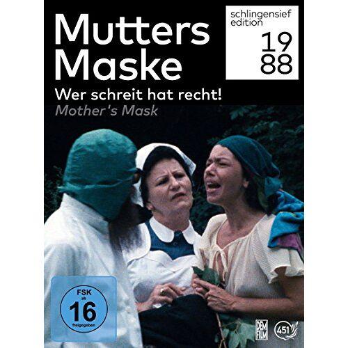 Christoph Schlingensief - Mutters Maske - Preis vom 13.05.2021 04:51:36 h