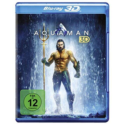 James Wan - Aquaman [3D Blu-ray] - Preis vom 05.03.2021 05:56:49 h