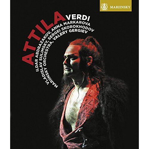Matthias Leutzendorf - Verdi: Attila [Blu-ray] - Preis vom 28.02.2021 06:03:40 h